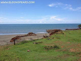 Photo 7: Oceanfront land for sale in Las Tablas