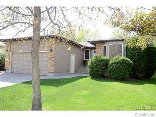 Photo 1: 7614 VENTURE ROAD in Regina: Westhill Single Family Dwelling for sale (Regina Area 02)  : MLS®# 479546