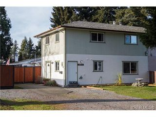 Main Photo: A 3102 Volmer Road in VICTORIA: Co Hatley Park Strata Duplex Unit for sale (Colwood)  : MLS®# 331504
