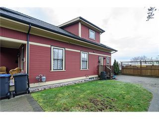 Photo 18: 218 BURR Street in New Westminster: Uptown NW House for sale : MLS®# V1044439