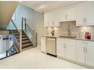 "Photo 8: 1810 E PENDER Street in Vancouver: Hastings Townhouse for sale in ""AZALEA HOMES"" (Vancouver East)  : MLS®# V1051694"