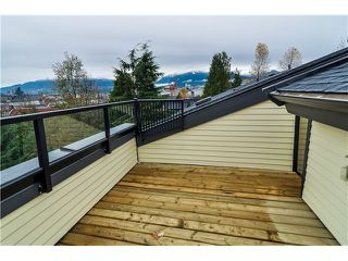 "Photo 17: 1810 E PENDER Street in Vancouver: Hastings Townhouse for sale in ""AZALEA HOMES"" (Vancouver East)  : MLS®# V1051694"
