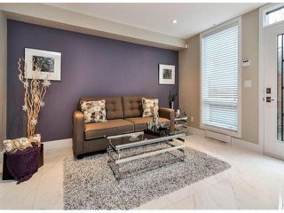 "Photo 2: 1810 E PENDER Street in Vancouver: Hastings Townhouse for sale in ""AZALEA HOMES"" (Vancouver East)  : MLS®# V1051694"