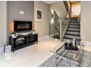 "Photo 3: 1810 E PENDER Street in Vancouver: Hastings Townhouse for sale in ""AZALEA HOMES"" (Vancouver East)  : MLS®# V1051694"