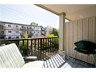"Photo 11: 205 1450 E 7TH Avenue in Vancouver: Grandview VE Condo for sale in ""RIDGEWAY PLACE"" (Vancouver East)  : MLS®# V1061466"
