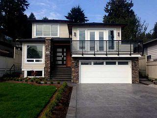 Photo 1: 2812 DOLLARTON Highway in North Vancouver: Windsor Park NV House for sale : MLS®# V1086447