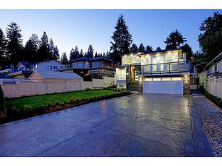 Photo 2: 2812 DOLLARTON Highway in North Vancouver: Windsor Park NV House for sale : MLS®# V1086447