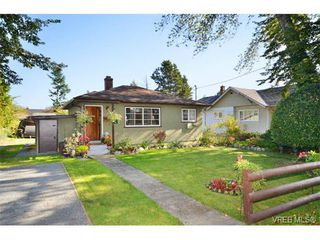 Photo 2: 487 Swinford Street in VICTORIA: Es Saxe Point Single Family Detached for sale (Esquimalt)  : MLS®# 343214