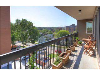 Photo 14: 604 1033 15 Avenue SW in Calgary: Connaught Condo for sale : MLS®# C3646355