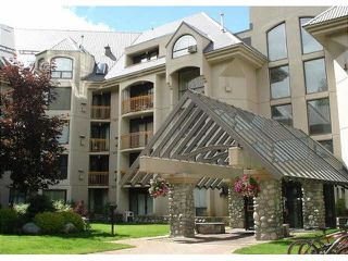 "Photo 1: 318 4809 SPEARHEAD Drive in Whistler: Benchlands Condo for sale in ""THE MARQUISE"" : MLS®# V1100695"