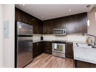 "Photo 3: 403 2368 MARPOLE Avenue in Port Coquitlam: Central Pt Coquitlam Condo for sale in ""RIVER ROCK LANDING"" : MLS®# V1101587"