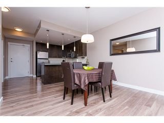 "Photo 5: 403 2368 MARPOLE Avenue in Port Coquitlam: Central Pt Coquitlam Condo for sale in ""RIVER ROCK LANDING"" : MLS®# V1101587"