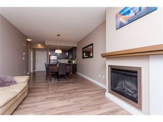 "Photo 8: 403 2368 MARPOLE Avenue in Port Coquitlam: Central Pt Coquitlam Condo for sale in ""RIVER ROCK LANDING"" : MLS®# V1101587"