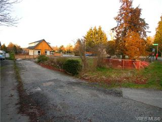 Photo 1: 1280 Union Rd in VICTORIA: SE Blenkinsop Land for sale (Saanich East)  : MLS®# 691087
