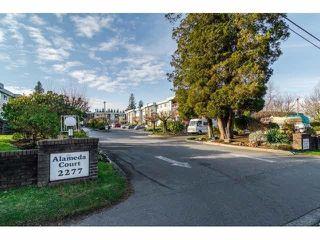 "Photo 1: 305 2279 MCCALLUM Road in Abbotsford: Central Abbotsford Condo for sale in ""ALAMEDA COURT"" : MLS®# F1433708"