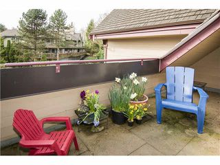 """Photo 10: 35 3960 CANADA Way in Burnaby: Burnaby Hospital Townhouse for sale in """"CASCADE VILLAGE"""" (Burnaby South)  : MLS®# V1112623"""