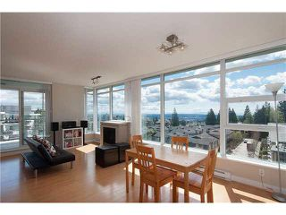"""Photo 10: 906 9222 UNIVERSITY Crescent in Burnaby: Simon Fraser Univer. Condo for sale in """"ALTAIRE"""" (Burnaby North)  : MLS®# V1118110"""