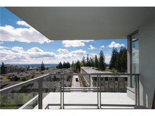 """Photo 5: 906 9222 UNIVERSITY Crescent in Burnaby: Simon Fraser Univer. Condo for sale in """"ALTAIRE"""" (Burnaby North)  : MLS®# V1118110"""