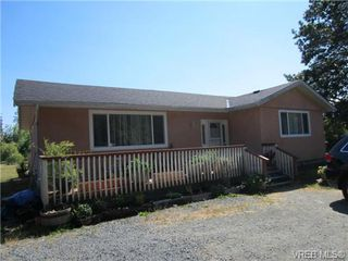 Photo 1: 835/845 Birch Rd in NORTH SAANICH: NS Deep Cove House for sale (North Saanich)  : MLS®# 705391