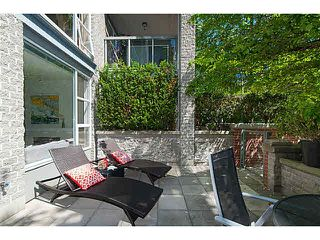 "Photo 15: 106 2288 MARSTRAND Avenue in Vancouver: Kitsilano Condo for sale in ""DUO"" (Vancouver West)  : MLS®# V1132743"