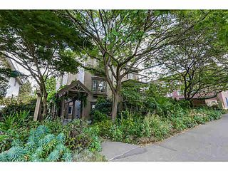 """Photo 1: 302 1689 E 4TH Avenue in Vancouver: Grandview VE Condo for sale in """"ANGUS MANOR"""" (Vancouver East)  : MLS®# V1135533"""