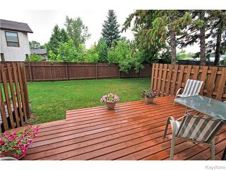 Photo 17: 1911 St Mary's Road in WINNIPEG: St Vital Condominium for sale (South East Winnipeg)  : MLS®# 1521767