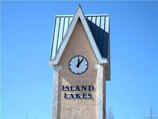 Photo 20: 360 Island Shore Boulevard in Winnipeg: Windsor Park / Southdale / Island Lakes Condominium for sale (South East Winnipeg)  : MLS®# 1606534