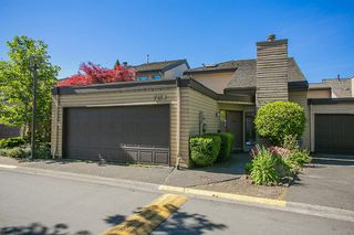 "Main Photo: 7154 QUATSINO Drive in Vancouver: Champlain Heights Townhouse for sale in ""Solar West"" (Vancouver East)  : MLS®# R2067993"