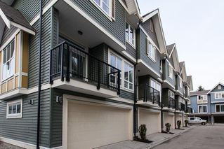 "Photo 1: SL.13 14388 103 Avenue in Surrey: Whalley Townhouse for sale in ""The Virtue"" (North Surrey)  : MLS®# R2071041"