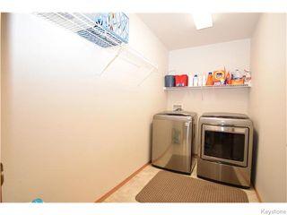 Photo 15: 50 Marseilles Close in Winnipeg: West Kildonan / Garden City Residential for sale (North West Winnipeg)  : MLS®# 1616686