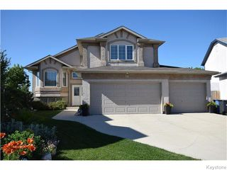 Photo 1: 50 Marseilles Close in Winnipeg: West Kildonan / Garden City Residential for sale (North West Winnipeg)  : MLS®# 1616686