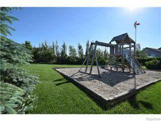 Photo 19: 50 Marseilles Close in Winnipeg: West Kildonan / Garden City Residential for sale (North West Winnipeg)  : MLS®# 1616686