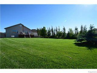 Photo 20: 50 Marseilles Close in Winnipeg: West Kildonan / Garden City Residential for sale (North West Winnipeg)  : MLS®# 1616686