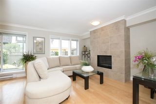 """Photo 7: 101 219 BEGIN Street in Coquitlam: Maillardville Townhouse for sale in """"PLACE FOUNTAINEBLEU"""" : MLS®# R2090733"""