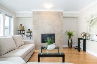 """Photo 9: 101 219 BEGIN Street in Coquitlam: Maillardville Townhouse for sale in """"PLACE FOUNTAINEBLEU"""" : MLS®# R2090733"""