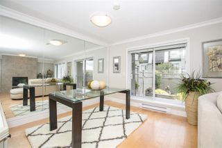 """Photo 10: 101 219 BEGIN Street in Coquitlam: Maillardville Townhouse for sale in """"PLACE FOUNTAINEBLEU"""" : MLS®# R2090733"""