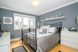 """Photo 11: 101 219 BEGIN Street in Coquitlam: Maillardville Townhouse for sale in """"PLACE FOUNTAINEBLEU"""" : MLS®# R2090733"""