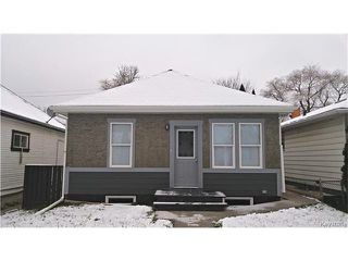 Photo 1: 355 Winterton Avenue in Winnipeg: East Kildonan Residential for sale (3A)  : MLS®# 1630108