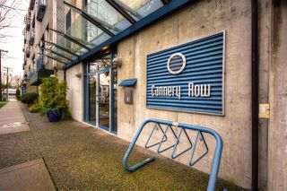 "Main Photo: 202 2001 WALL Street in Vancouver: Hastings Condo for sale in ""Cannery Row"" (Vancouver East)  : MLS®# R2172504"