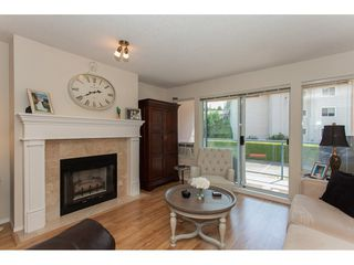 """Photo 5: 109 33110 GEORGE FERGUSON Way in Abbotsford: Central Abbotsford Condo for sale in """"Tiffany Park"""" : MLS®# R2189830"""