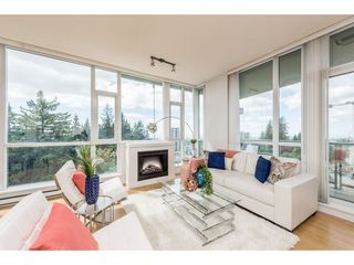 """Photo 3: PH5 9188 UNIVERSITY Crescent in Burnaby: Simon Fraser Univer. Condo for sale in """"ALTAIRE"""" (Burnaby North)  : MLS®# R2201476"""