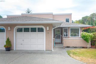 Photo 1: 1 3049 Brittany Drive in VICTORIA: Co Sun Ridge Townhouse for sale (Colwood)  : MLS®# 382861