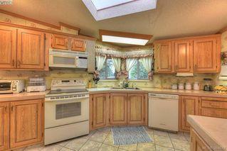 Photo 8: 508 2850 Stautw Rd in SAANICHTON: CS Hawthorne Manufactured Home for sale (Central Saanich)  : MLS®# 773209