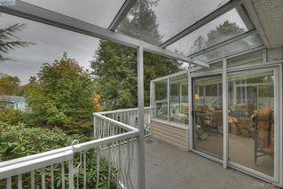 Photo 17: 508 2850 Stautw Rd in SAANICHTON: CS Hawthorne Manufactured Home for sale (Central Saanich)  : MLS®# 773209