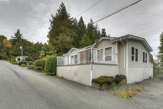 Photo 3: 508 2850 Stautw Rd in SAANICHTON: CS Hawthorne Manufactured Home for sale (Central Saanich)  : MLS®# 773209