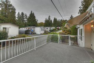 Photo 19: 508 2850 Stautw Rd in SAANICHTON: CS Hawthorne Manufactured Home for sale (Central Saanich)  : MLS®# 773209