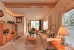 Photo 4: 508 2850 Stautw Rd in SAANICHTON: CS Hawthorne Manufactured Home for sale (Central Saanich)  : MLS®# 773209