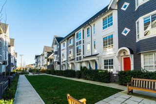 "Photo 1: 87 8438 207A Street in Langley: Willoughby Heights Townhouse for sale in ""YORK By Mosaic"" : MLS®# R2226802"