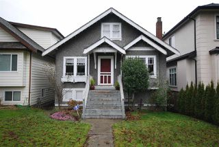 Main Photo: 3575 W 18TH Avenue in Vancouver: Dunbar House for sale (Vancouver West)  : MLS®# R2235246