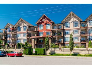 "Photo 1: 204 19939 55A Avenue in Langley: Langley City Condo for sale in ""Madison Crossing"" : MLS®# R2261484"